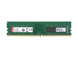 MEMORIA KINGSTON 16GB DDR4 2666MHZ CL19 KVR en internet