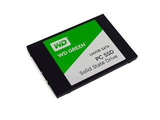 DISCO RIGIDO SSD 120GB WD GREEN SATA 2.5 INTERNO 7MM - Exxa Store