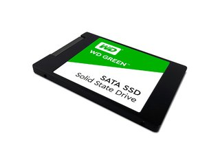 DISCO RIGIDO SSD 120GB WD GREEN SATA 2.5 INTERNO 7MM - tienda online
