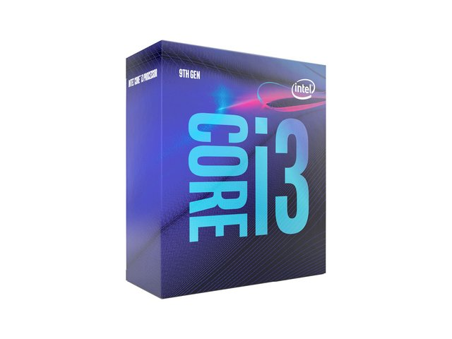 PROCESADOR INTEL CORE I3-9100 3.6GHZ 4C 6MB 65W C.LAKE 1151 en internet