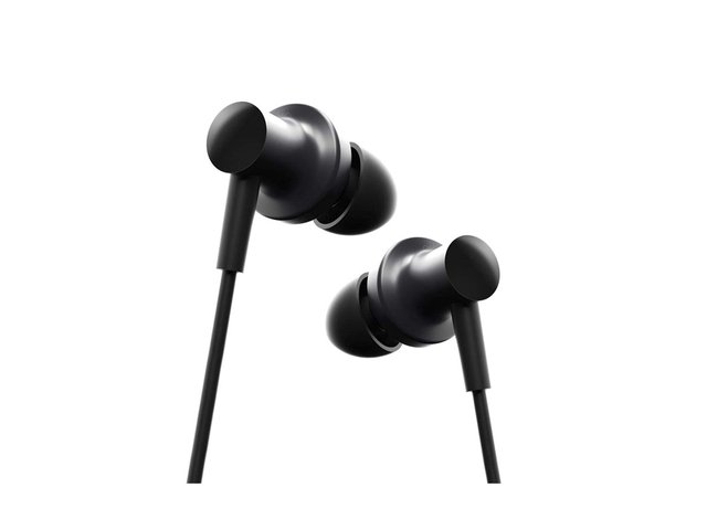 AURICULARES XIAOMI MI IN-EAR NOISE ANC BLACK 3.5MM CABLE