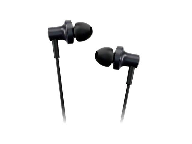 AURICULARES XIAOMI MI IN-EAR NOISE ANC BLACK 3.5MM CABLE en internet