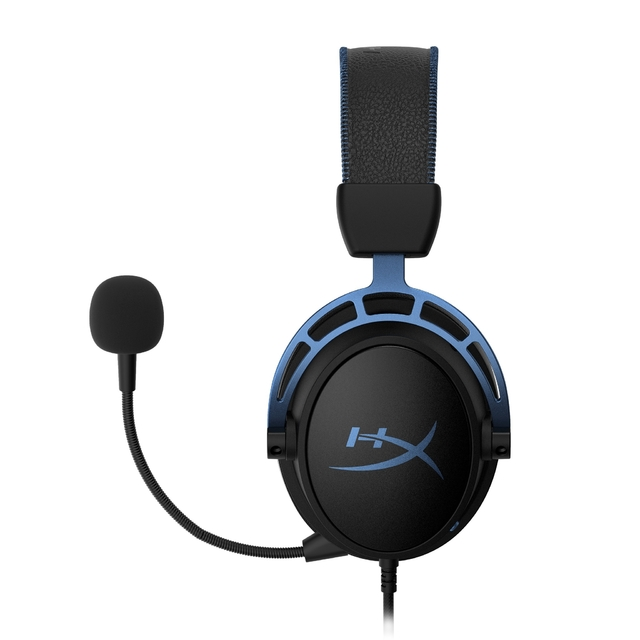 AURICULARES HYPERX CLOUD ALPHA S 7.1 VIRTUAL AZUL CABLE 1M