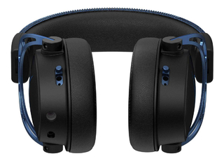AURICULARES HYPERX CLOUD ALPHA S 7.1 VIRTUAL AZUL CABLE 1M - comprar online