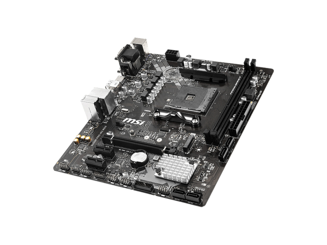 MOTHERBOARD MSI B450M PRO-M2 MAX BOX M-ATX AM4 en internet