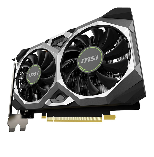 PLACA DE VIDEO MSI GTX 1650 SUPER VENTUS XS 4GB OC GDDR6 en internet