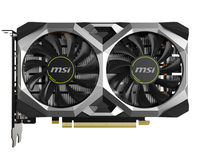 PLACA DE VIDEO MSI GTX 1650 SUPER VENTUS XS 4GB OC GDDR6 - Exxa Store