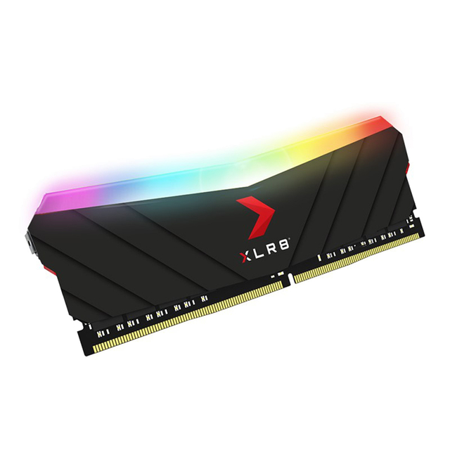 MEMORIA PNY 8GB DDR4 3200MHZ XLR8 GAMING EPIC-X RGB CL16 en internet