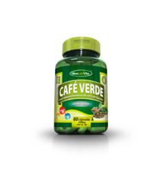 Café Verde - 500mg  (New Labs Vita)