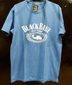 Camiseta Black Blue Old Time