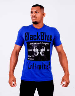 Camiseta Black Blue Internacional