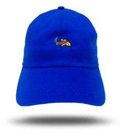 Boné Black Blue Dead Hat