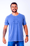 CAMISETA ESPECIAL BLACK BLUE BROIDER