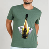 Camiseta Black Blue CHANDON