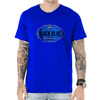 Camiseta Black Blue BALLOON