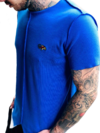 Camiseta Black Blue Laser