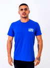 Camiseta Black Blue Crown Carp - comprar online