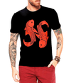 Camiseta Black Blue Carps