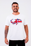 Camiseta Black Blue England