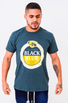Camiseta Black Blue Label