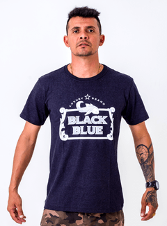 Camiseta Black Blue luxury brand