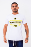 Camiseta Black Blue One Star