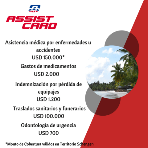ASSIST CARD 30D