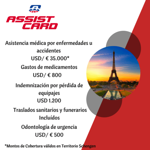 ASSIST CARD MT60