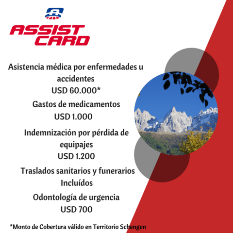 ASSIST CARD 5D - comprar online