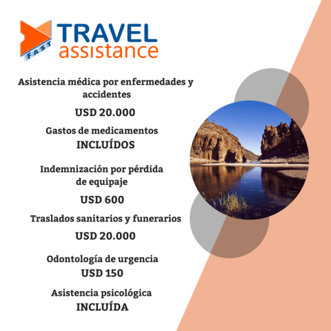 TRAVEL ASSISTANCE 60D