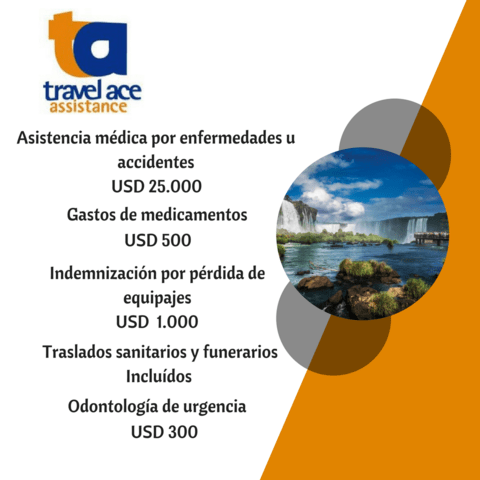 TRAVEL ACE 8D en internet
