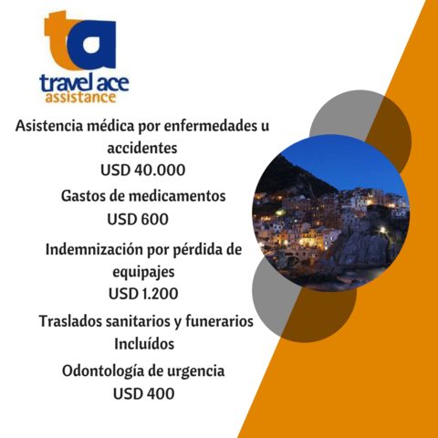 TRAVEL ACE MT - comprar online