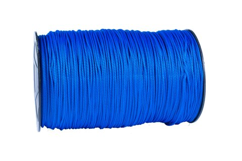 Cordão 3/1mm Azul Royal 10 mts - comprar online