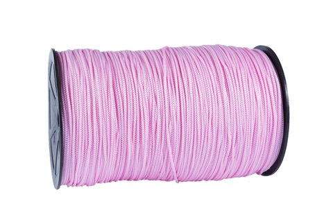 Cordão 5/1 mm Rosa bb 10 mts