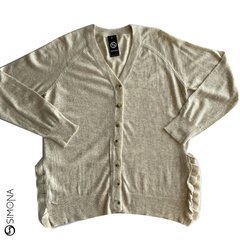 Cardigan Zia Natural