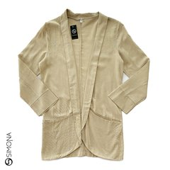 Blazer lino Natural