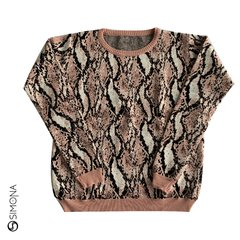 Sweater Aries Rosa
