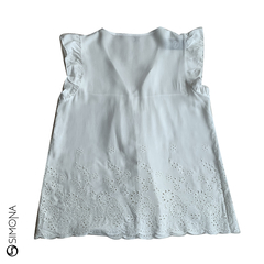 Blusa Bella Blanco en internet