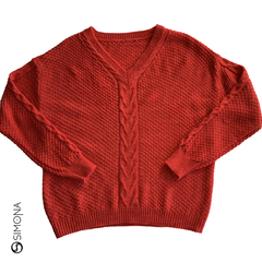 Sweater Irina Rojo