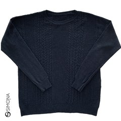 Sweater wallas Negro