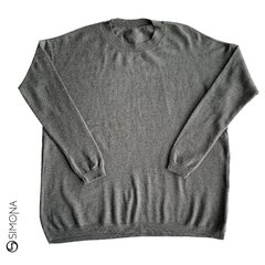 Sweater soft Gris oscuro