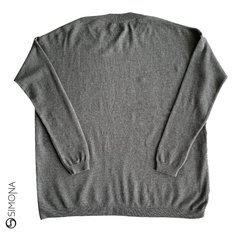 Sweater soft Gris oscuro - comprar online
