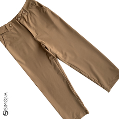 Pantalon Asley Beige - comprar online
