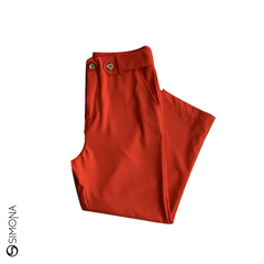 Pantalon Asley Rojo