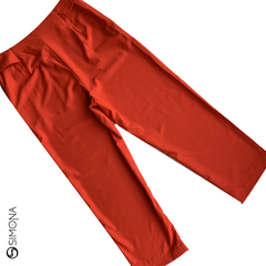 Pantalon Asley Rojo en internet