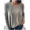Sweater Galaxia Gris