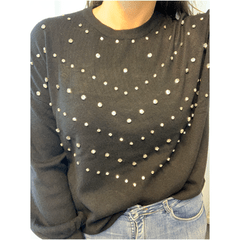 Sweater Paris Negro