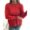 Sweater Mora Rojo