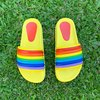 Chanclas Rainbow Amarillo
