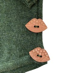 Sweater besos Verde en internet